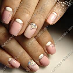 Last trends of nail design summer nails