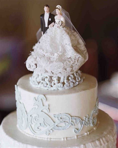 Wedding Cake Toppers by 36 Of The Best Wedding Cake Toppers Martha Stewart Weddings