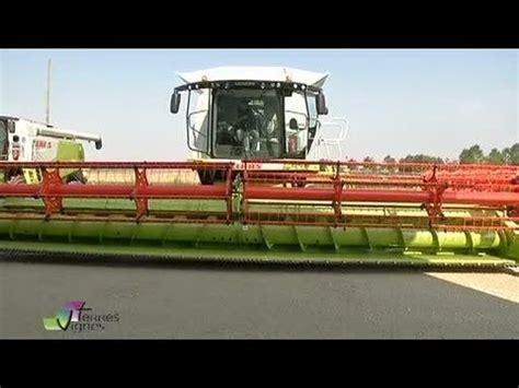 chambre agriculture 24 la moissonneuse batteuse comment ça marche