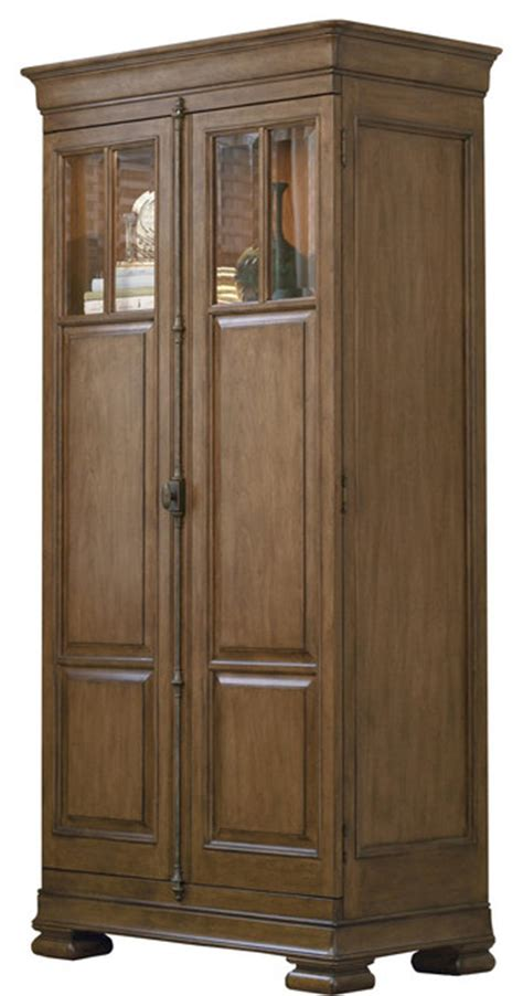 pennsylvania house solid wood linen cabinet