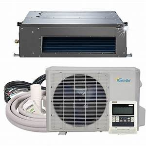 Mini Split Air Conditioners - Single Zone