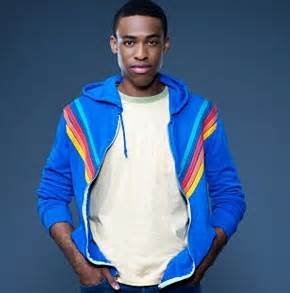 """Titus Makin, Jr. talks about TV shows """"Star-Crossed"""" and ..."""