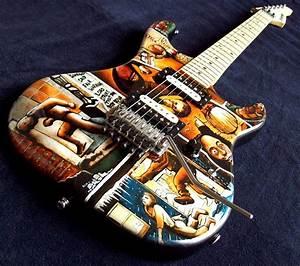Evh Guitar  U0026quot Fair Warning U0026quot