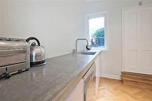 Arbeitsplatte Küche Beton : arbeitsplatte mit betonoptik k chenarbeitsplatten aus beton ~ Watch28wear.com Haus und Dekorationen