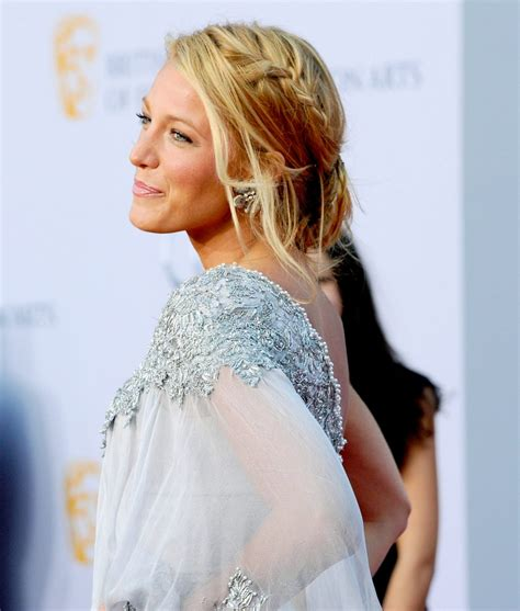 A Look Back At Blake Lively's Most Beautiful Braids Ever