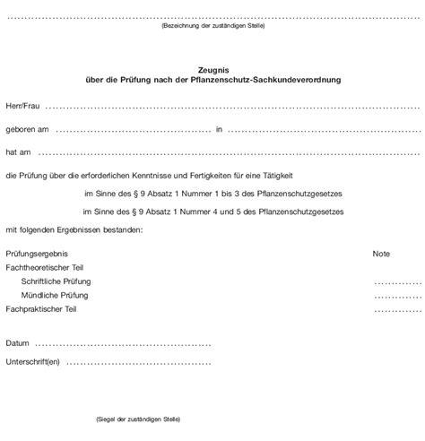 pflschsachkv pflanzenschutz sachkundeverordnung