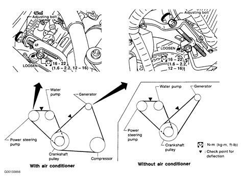 Nissan Xterra Drive Belt Diagram Imageresizertool