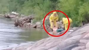 Is this mysterious footage proof mermaids exist? Tourist ...