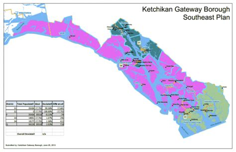Where will SE election boundaries end up? - KRBD