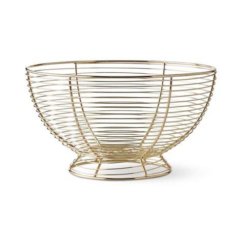 copper wire fruit basket williams sonoma au