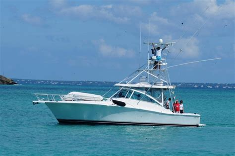 Saltwater Fishing Boat For Sale Florida by 2003 Used Luhrs 40 Open Saltwater Fishing Boat For Sale