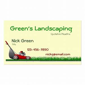 500 lawn mower business cards and lawn mower business for Lawn mower business cards