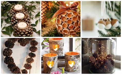 tauftorte mädchen selber machen 40 diy ideen f 252 r weihnachtsdekoration aus naturmaterialien nettetipps de