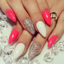 Best ideas about pointy nails on acrylic