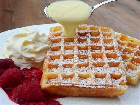 belgian waffle  regular waffle    difference