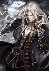 Alucard (Castlevania) - Castlevania: Symphony of the Night ...