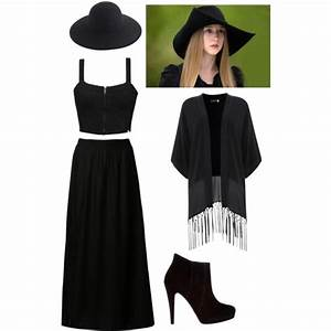 Zoe Benson / American Horror Story (Coven) Inspired Outfit ...