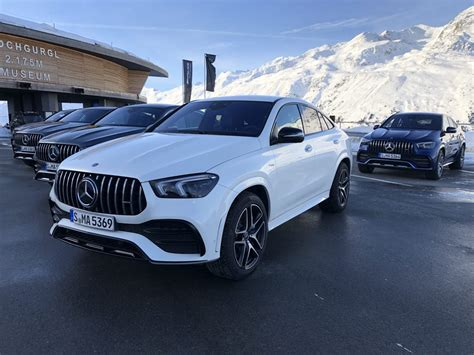 The performance numbers are robust, to say the least, and it's packed full of tech as you'd expect, so. 2021 Mercedes-AMG GLE 53 Coupe First Drive Review: Distinct In More Than Just Styling - Motor ...