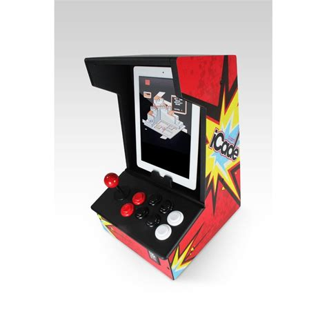 Ion Icade Arcade Cabinet For Ipad The Tech Journal