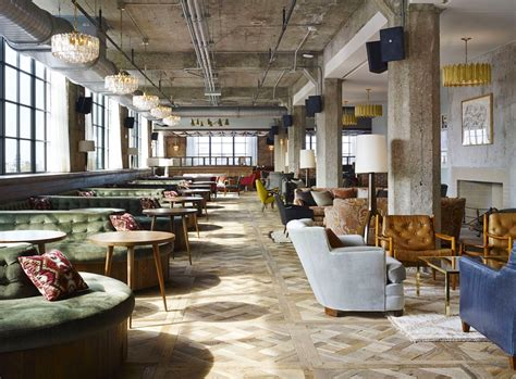 designers in chicago soho house takes over old belt factory in chicago knstrct