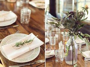 rustic wedding reception table settings With wedding ideas table settings