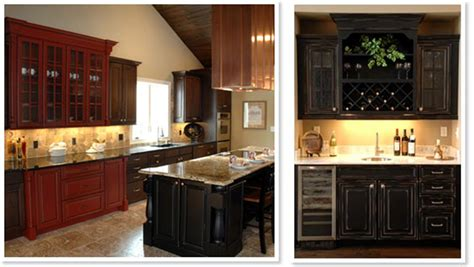black kitchen cabinet ideas colorful painted kitchen cabinet ideas decorating and