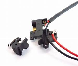 Km4 Series Trigger Contact Assembly And Wiring Harness For Front Wired Rifles