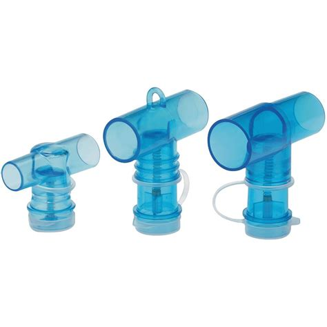 CareFusion AirLife Valved Tee Adapter | Adaptors & Accessories