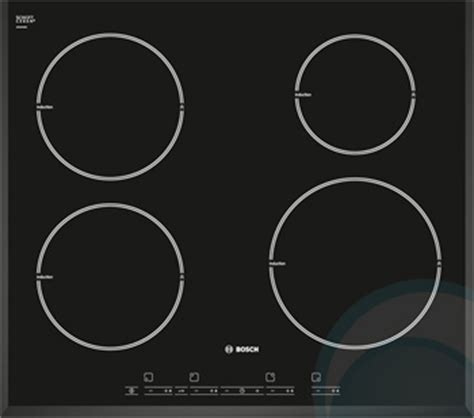 bosch induction cooktop piete appliances