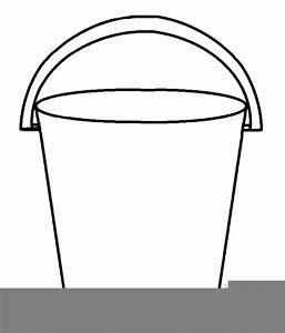 Black And White Bucket Clipart | Free Images at Clker.com ...