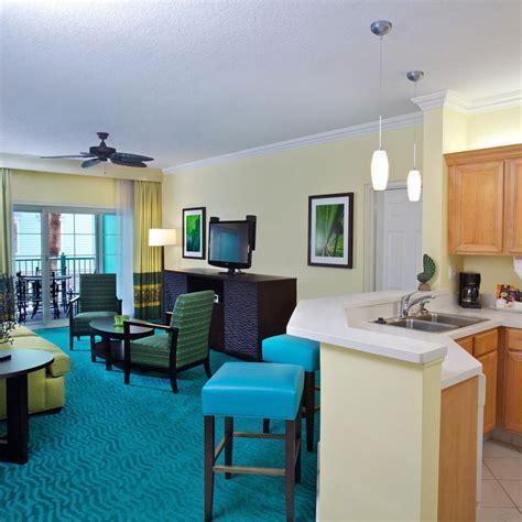 Luxurious One Bedroom Villas at Harborside Resort