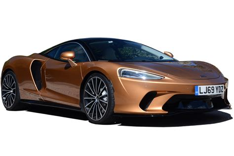 mclaren gt coupe  review carbuyer