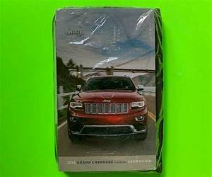 2016 Jeep Grand Cherokee Owner Manual User Guide Set