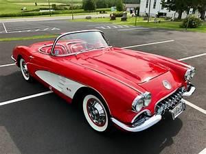 Voiture Americaine Occasion : chevrolet corvette 1960 voitures am ricaines d 39 occasion voitures am ricaines neuves voitures ~ Maxctalentgroup.com Avis de Voitures