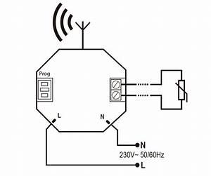 Knx Temperature Sensor With Probe - Se K5x 005