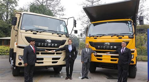 eicher pro  series trucks launched  india auto