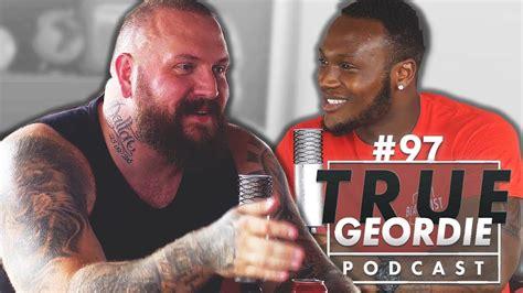 ksi coach viddal riley true geordie podcast  youtube