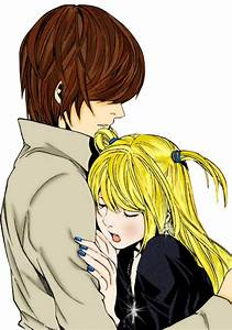 Light Yagami e Misa Amane by martyki on deviantART