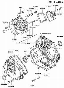 Kawasaki Fe350d Parts List And Diagram