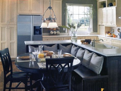 Kitchen Tables With Bench Seating by Kitchen Table Bench Seating Design Doma Kitchen Cafe