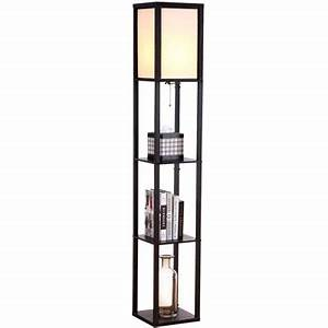 Top 10 best modern standing floor lamps in 2018 reviews for Amazon floor lamp shelf