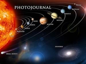 NASA Photojournal: Detailed Photographs Of Solar System ...