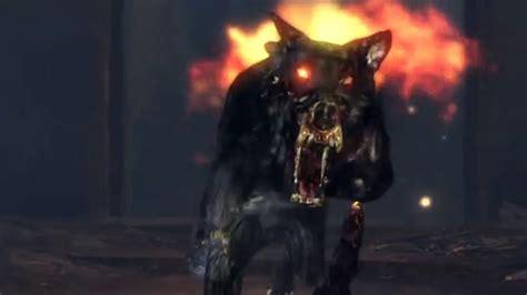 burning zombie hellhound slender fortress wiki fandom
