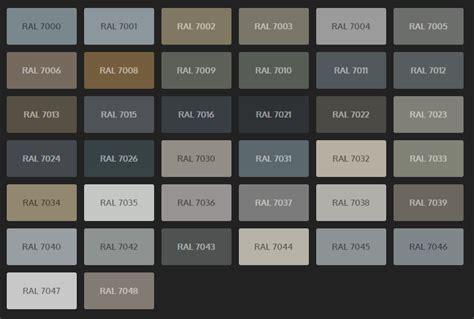contact info bepaal welke ral kleur u nodig heeft deverfwebshop