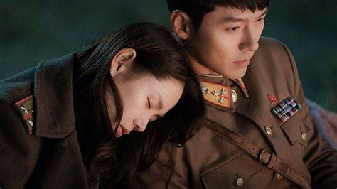 drama korea crash landing   hiatus  waktu