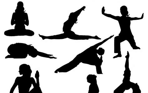 We have 27 free yoga vector logos, logo templates and icons. Free Vector   Yoga silhoutte vector poses