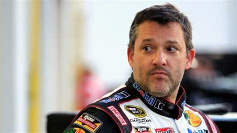 Tony Stewart Out Of Another Race