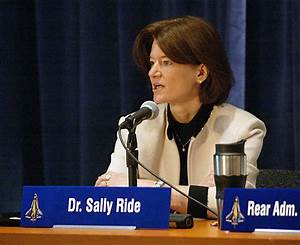 Sally Ride NASA ID - Pics about space