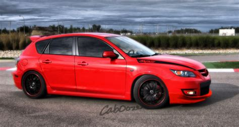 Mazda 3 Modification by Story Of Car Modification In Worldwide Mazda 3 Modified