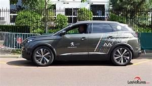 Peugeot Voiture Autonome : peugeot 3008 une version high tech autonome ava d voil e roland garros les voitures ~ Voncanada.com Idées de Décoration
